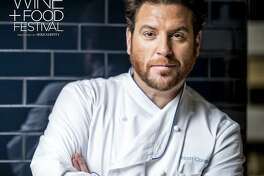 A member of the Food Network family of stars, Scott Conant will be among several celebrity chefs on hand for the Greenwich Wine & Food Festival, Friday and Saturday, Sept. 22-23, at Roger Sherman Baldwin Park.