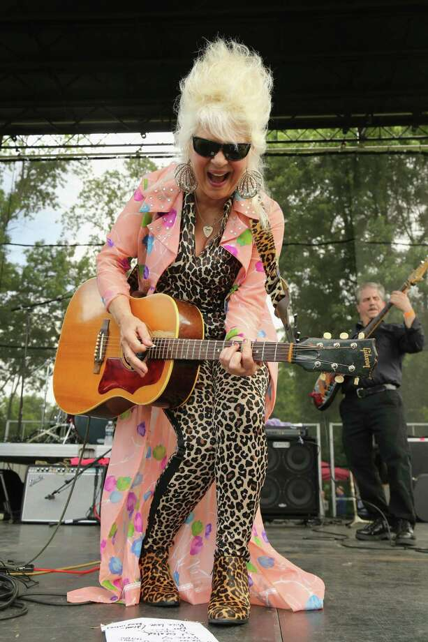Christine Ohlman will be performing at the Trinity Episcopal Church on the Green in New Haven. Photo: Al Pereira / Getty Images / Getty Images / 2017 Al Pereira
