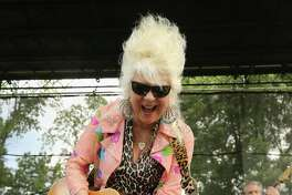 Christine Ohlman will be performing at the Trinity Episcopal Church on the Green in New Haven.