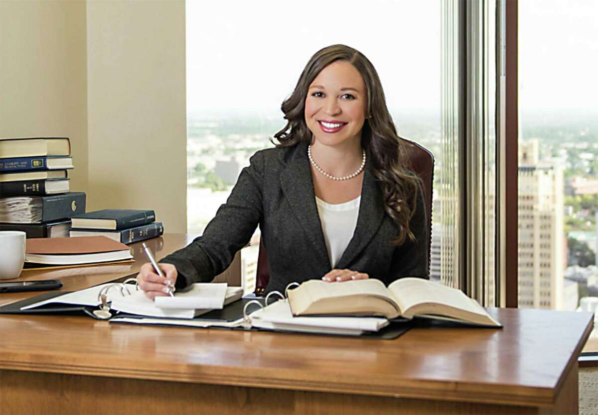 San Antonio attorney Monique Diaz who is running for 150th District Court Judge.
