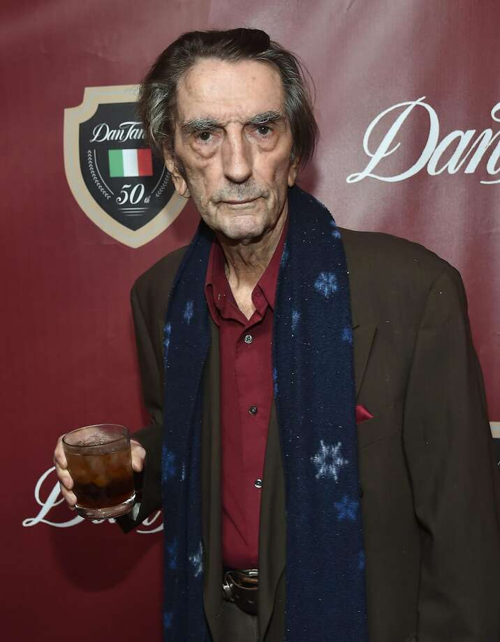 Harry Dean Stanton was known for his indelible characterizations. Photo: Alberto E. Rodriguez