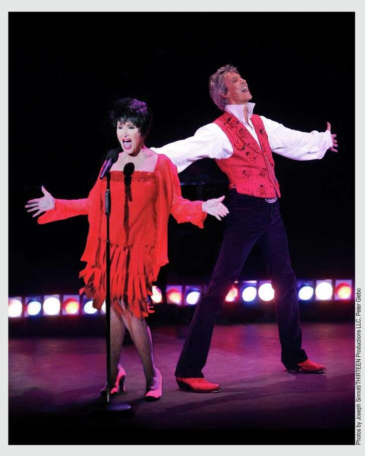 Chita Rivera and Tommy Tune will take the stage Saturday at Galveston's Grand 1894 Opera House.