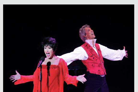 Chita Rivera and Tommy Tune will take the stage Saturday at Galveston's Grand 1894 Opera House.