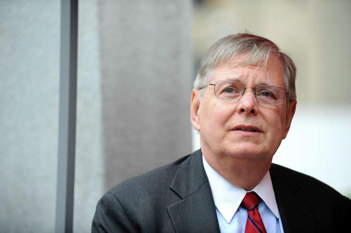 Stamford Mayor David Martin