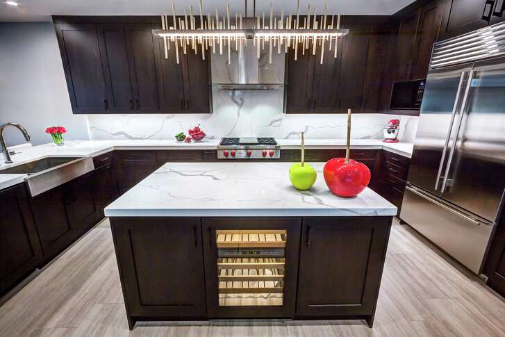 Missy Stewart Designs was recognized for this Montrose townhome renovation.