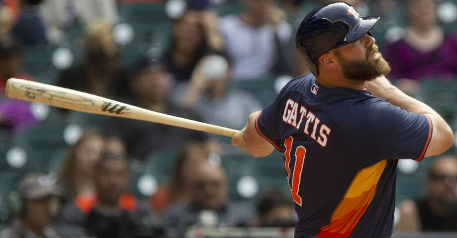 PHOTOS: Astros game-by-gameEvan Gattis started at catcher on Friday for the first time since Aug. 29.Browse through the photos to see how the Astros have fared through each game this season. Photo: Jason Fochtman
