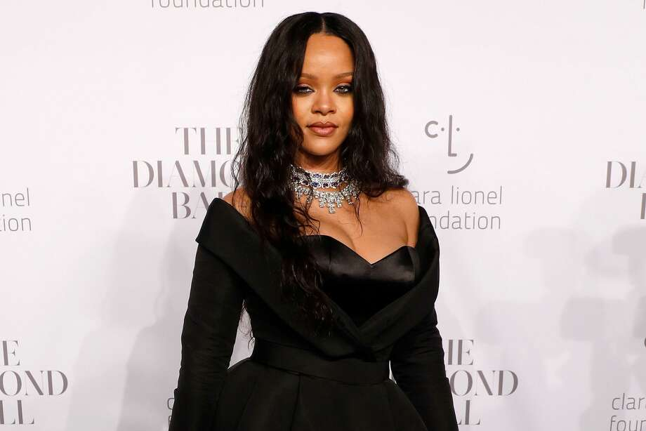 Rihanna shared a photo to her Instagram and now people think she is engaged.>> See confirmed celebrity engagement rings. Photo: Taylor Hill/FilmMagic