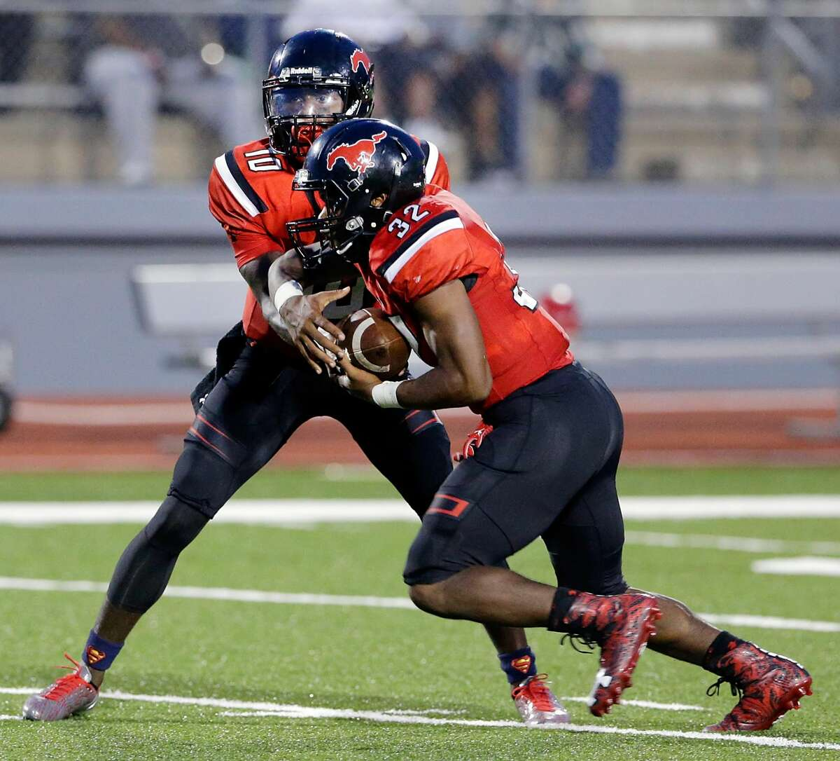 HOUSTON CHRONICLE HIGH SCHOOL FOOTBALL RANKINGS Class 6A 3. Westfield 1-0 (124, 1 first-place vote)