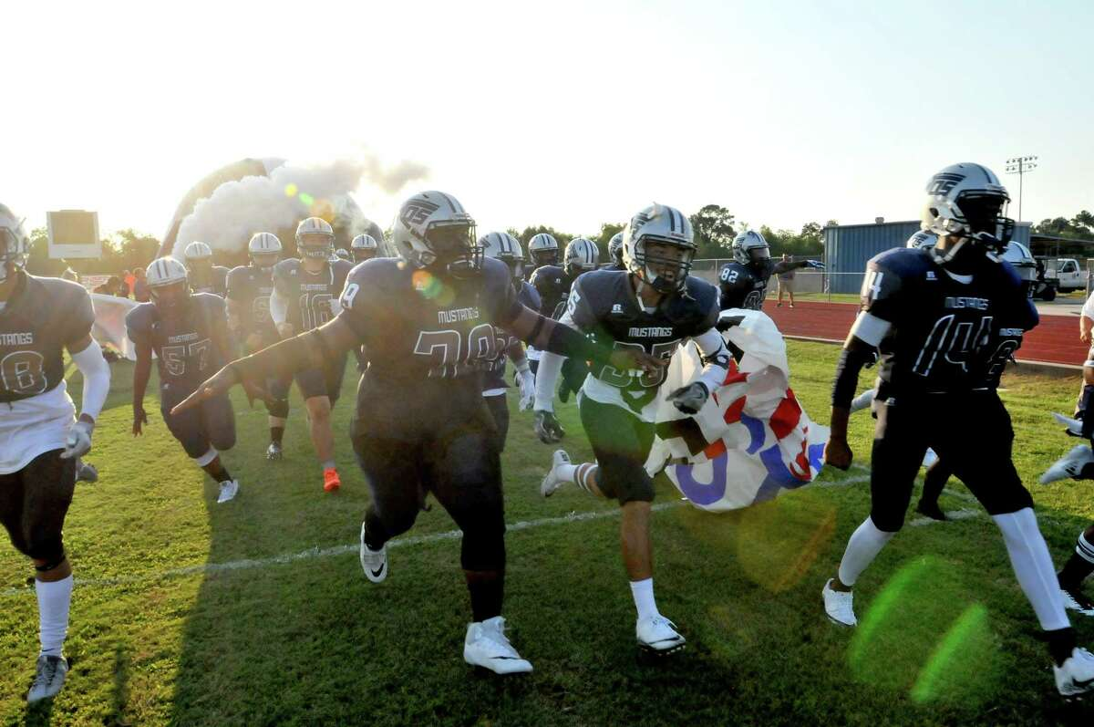 West Orange-Stark Mustangs Rank: 1 Record: 3-0 Classification: 4A-Division II Next: Kennedale in Nacogdoches