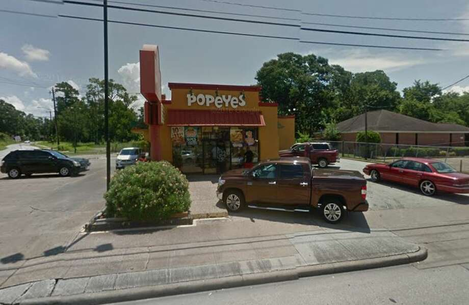 Popeyes #39 9830 Homestead Rd., Houston, TX 77016Report: Spoke with manager. The establishment was burglarized during the hurricane. The store was trashed and she was unable to determine what was vandalized and what had been flooded. Discarded over 300 pounds of food; chicken, rice, beans, corn, flour everything was discarded to side with caution.>>Restaurants hit hard by Hurricane Harvey. Photo: Google Maps