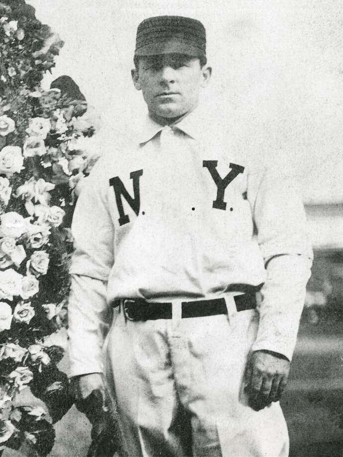 "New York Giants' player-manager John ""Muggsy"" McGraw. Photo: San Francisco Giants Archives, San Francisco Giants"