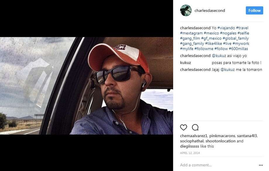 "Carlos Muñoz Portal was found shot to death in Mexico on Monday, Sept. 11, 2017 while looking for locations for season four of Netflix's hit show ""Narcos."">> See which cartels run Mexico.Photo: Carlos Muñoz Portal Instagram"