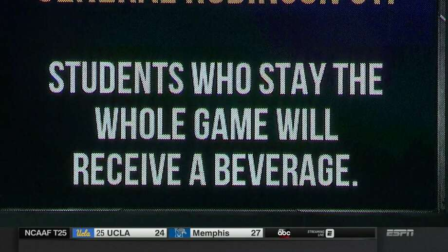 Source: TwitterBrowse through the photos for the best tweets about Pitt's free beverage.  Photo: Twitter