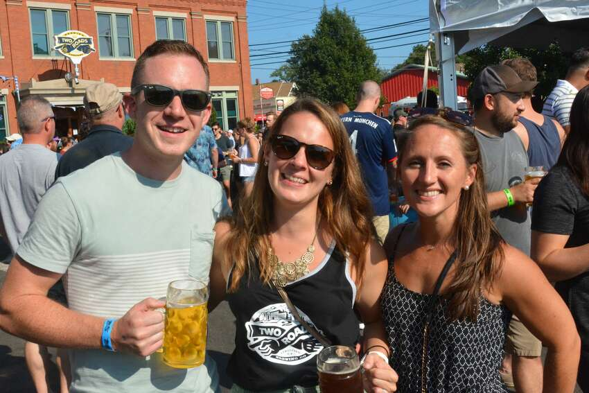 Two Roads in Stratford held its annual Ok2berfest on September 16 and 17, 2017. Festival goers enjoyed live music, a bratwurst eating contest, food trucks and craft beer. Were you SEEN?