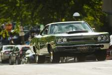 Scenes from the 28th annual Cruise 'N Car Show on Saturday, September 16, 2017 in downtown Midland. (Katy Kildee/kkildee@mdn.net)