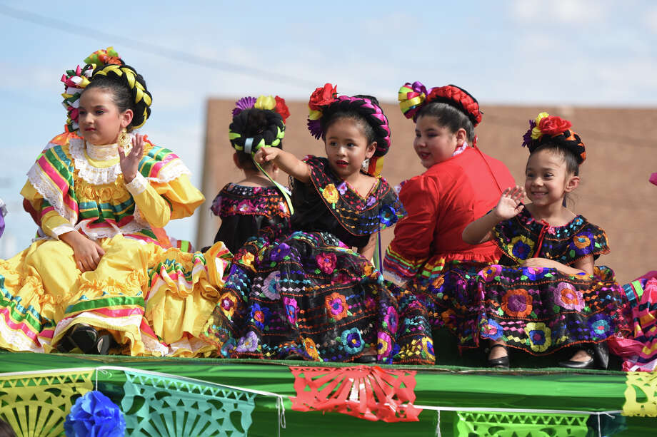 Annual Diez y Seis Parade hosted by the Hispanic Cultural Center of Midland on Sept. 16, 2017. James Durbin/Reporter-Telegram Photo: James Durbin