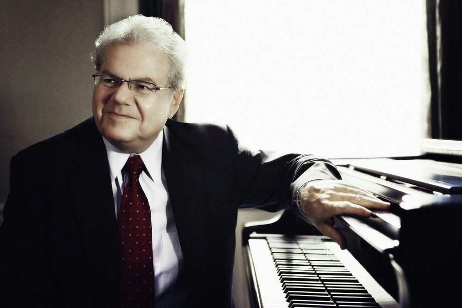 "Pianist Emanuel Ax performed Beethoven's Concerto No. 5, ""Emperor,"" with the San Antonio Symphony on Saturday night at the Tobin Center for the Performing Arts. Photo: Lisa Marie Mazzucco /Lisa Marie Mazzucco"