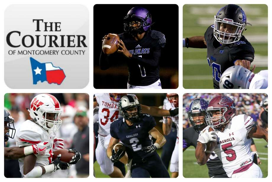 Willis' Jermichael Dickerson, New Caney's Jordan Cooper, The Woodlands' Kesean Carter, College Park's Travis Washburn and Magnolia's Anthony Johnson are The Courier's nominees for Player of the Week.