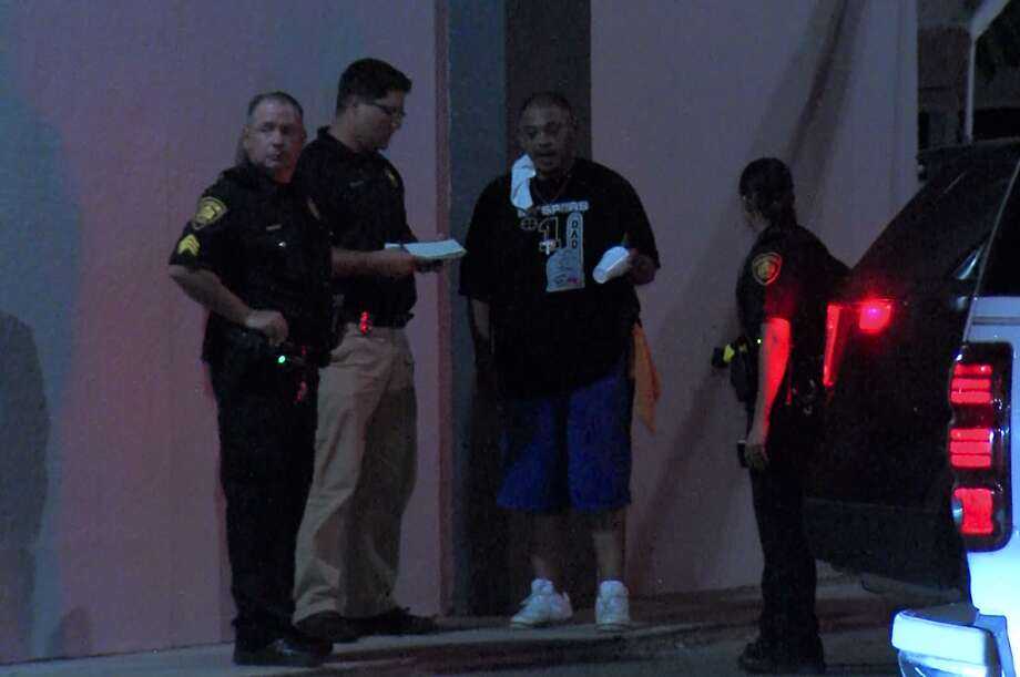 Police are looking for a man they say stabbed a woman who was fighting with another woman outside a Southwest Side bar Sunday morning, Sept. 17, 2017. Photo: Pro 21 Video