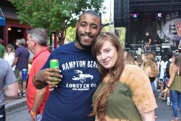 Were you Seen at the 8th Annual Pearl Palooza music festival on Pearl Street in downtown Albany on Saturday, September 16, 2017?