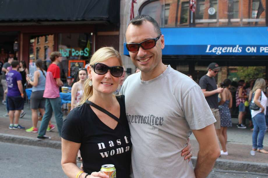 Were you Seen at the 8th Annual Pearl Palooza music festival on Pearl Street in downtown Albany on Saturday, September 16, 2017? Photo: Rezart Bushati