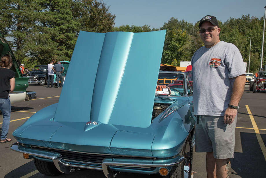 Were you Seen at the Times Union Car Show at the Times Union in Colonie on Sept. 17, 2017 Photo: FRANK CAVONE