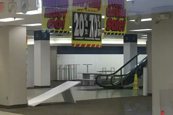 At former Sears space, few signs of progress - SFChronicle com