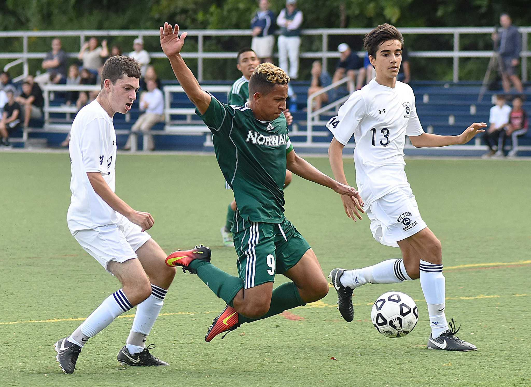 the importance of the individual in high school sports The role of sports on minority adolescents in domains considered important to the individual is the basis occurred at columbine high school in.