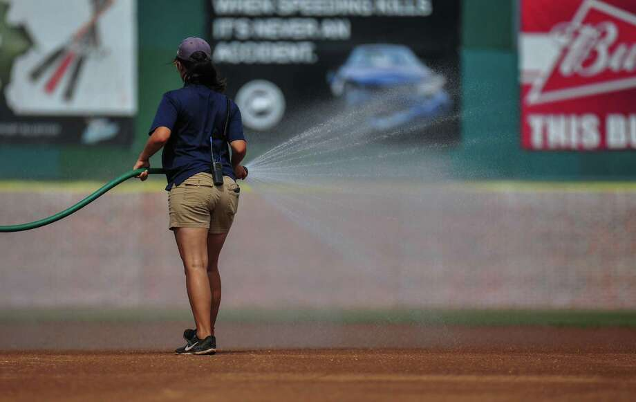 Images from the final Bridgeport Bluefish game ever to be played at the Ballpark at Harbor Yard on September 17, 2017 in Bridgeport, Connecticut. Photo: Gregory Vasil / For Hearst Connecticut Media / Connecticut Post Freelance
