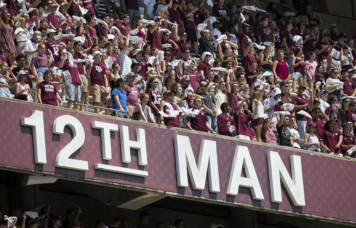 >>>Check out the best college football traditions at programs all across the state of Texas. (AP Photo/Sam Craft)