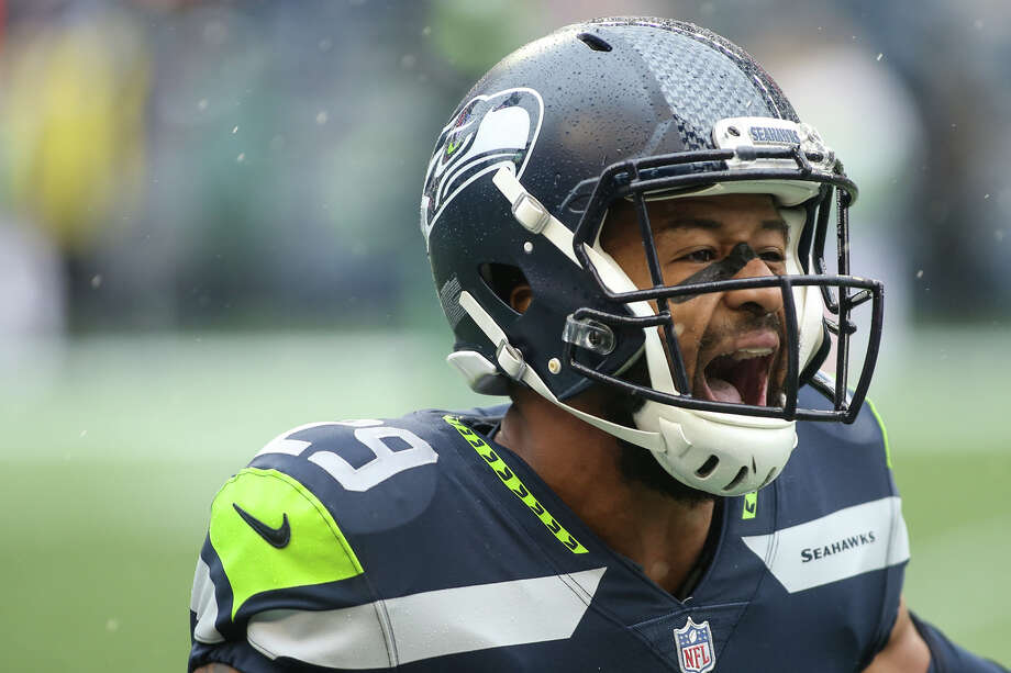 The Seahawks had their first day of training camp Thursday. As expected, star safety Earl Thomas didn't show up as he hopes to get the contract extension of his liking or be traded.  Click through photos to see what a few members of the team had to say about the situation. Photo: GRANT HINDSLEY, SEATTLEPI.COM / SEATTLEPI.COM