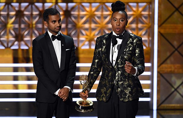 heavy.com Emmys   Master of None  s Lena Waithe becomes first black woman  to win for comedy writing 6c8f6c3d3