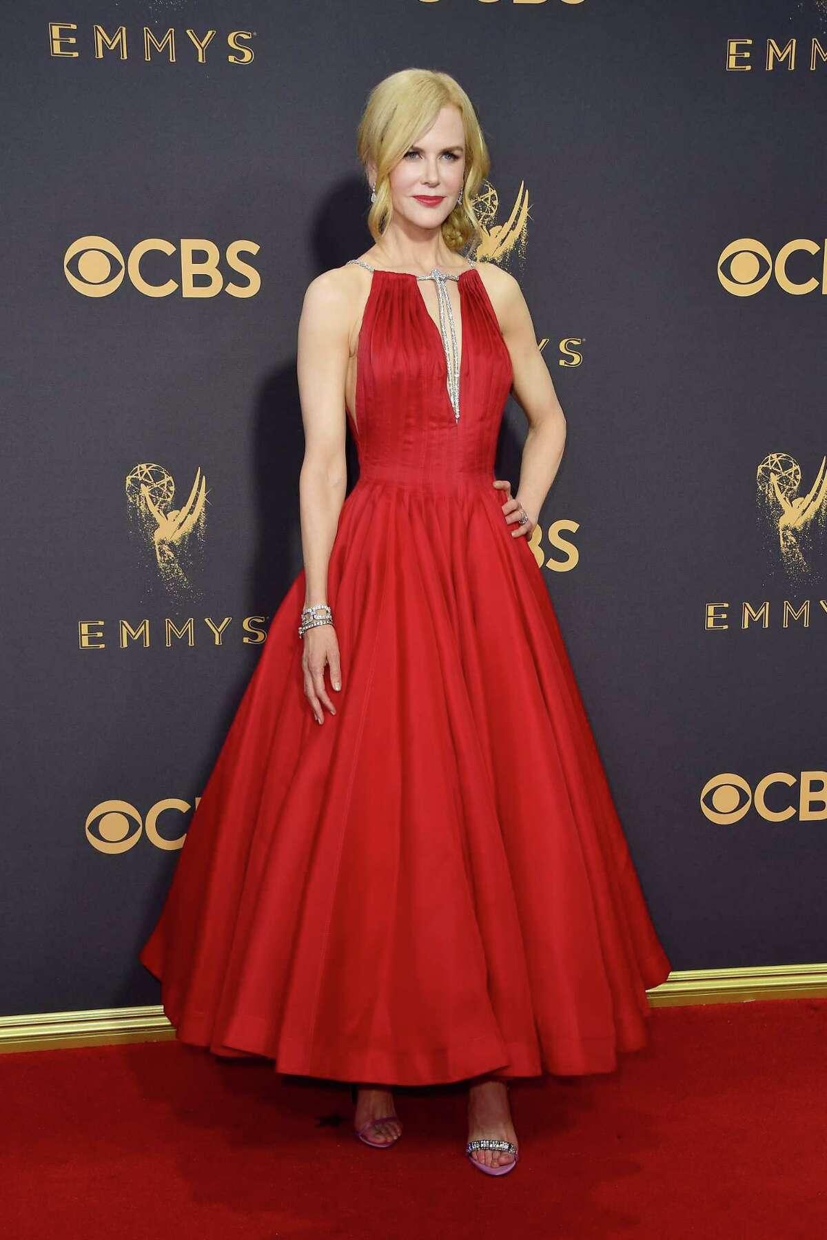 Best: Nicole Kidman in Calvin Klein By Appointment