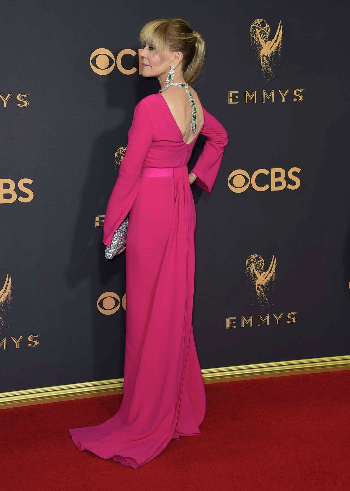 Best: Jane Fonda in Brandon Maxwell (except for those bangs)