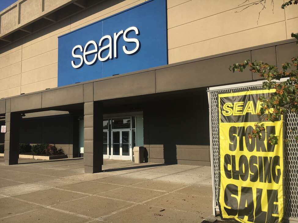 The Sears at Colonie Center officially closed Sunday, Sept. 17, 2017 afternoon after selling off nearly everything inside.