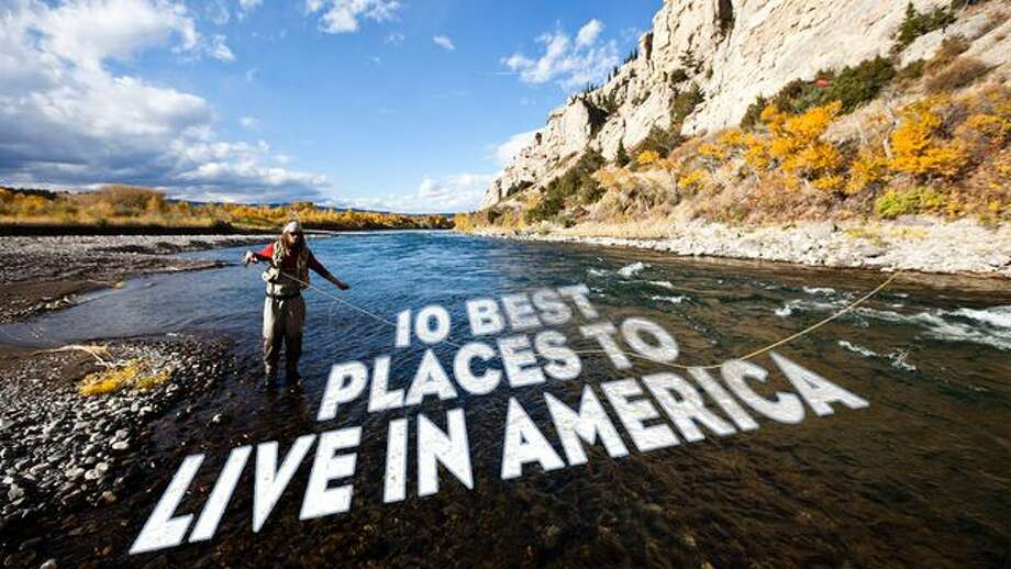 Click ahead to see the 10 best places to live in America, according to realtor. Photo: Bozeman, MT: Patrick Orton/Getty Images; Realtor.com