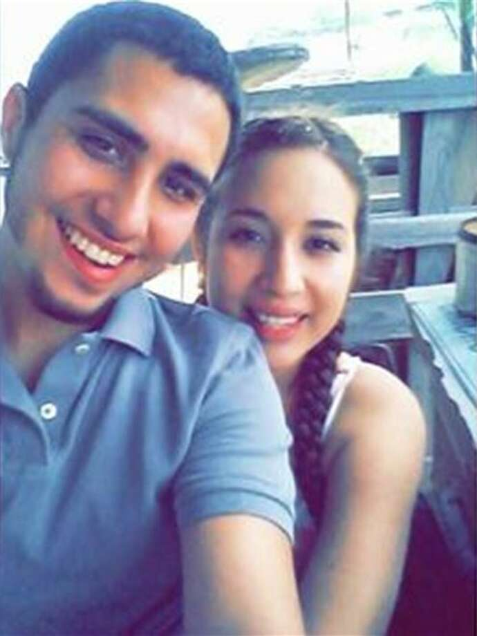 George O. Rodriguez, 20, and Alondra Gutierrez, 19, were found dead in an empty lot in the Lakeside Subdivision on June 26, 2016. Photo: Courtesy