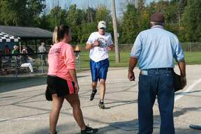 This year's Kinde Polka Fest included a 5K and a softball tournament.