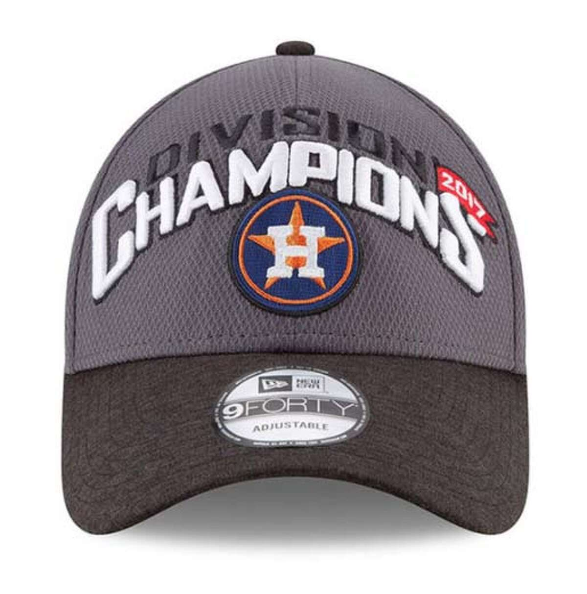 The Houston Astros have playoff gear for sale so fans can get ready for the playoffs.
