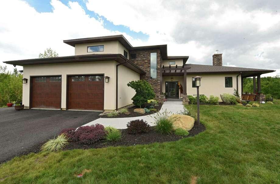Home of Jodi Novak on Tuesday, Aug. 8, 2017 in Altamont, N.Y. (Lori Van Buren / Times Union) Photo: Lori Van Buren / 20041206A