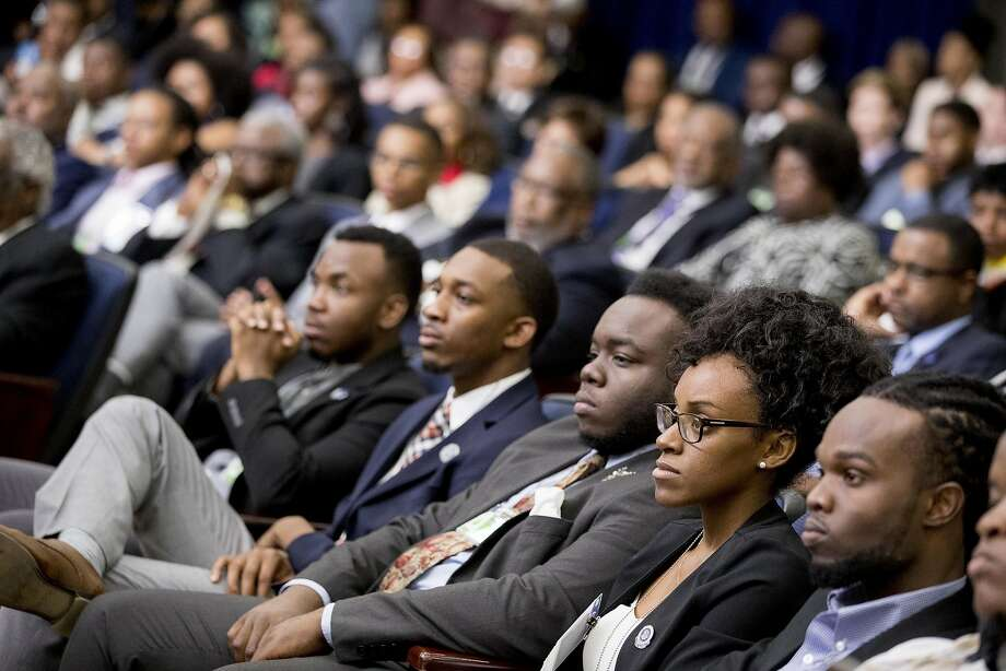 White House hosts leaders of historically black colleges