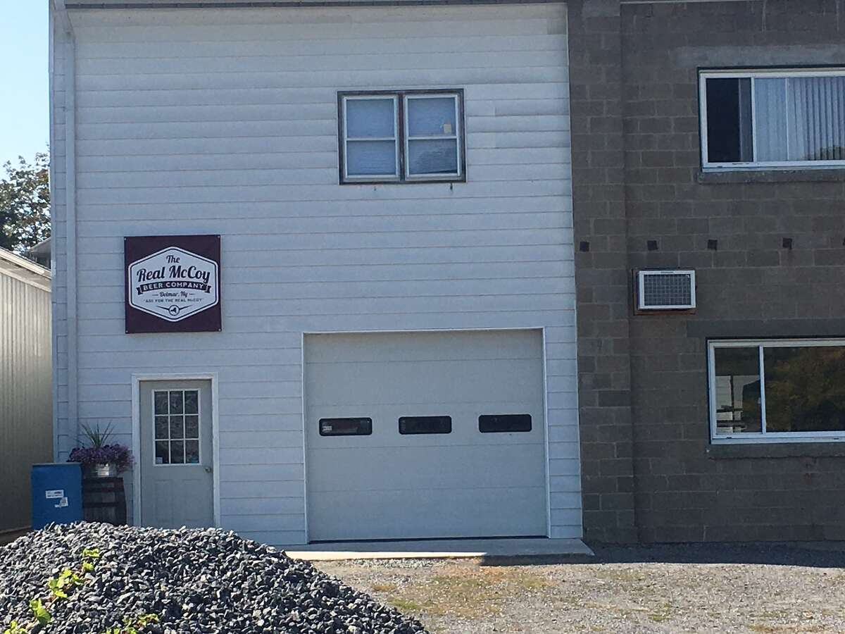 The Real McCoy brewery wants to build a deck outside of its building.