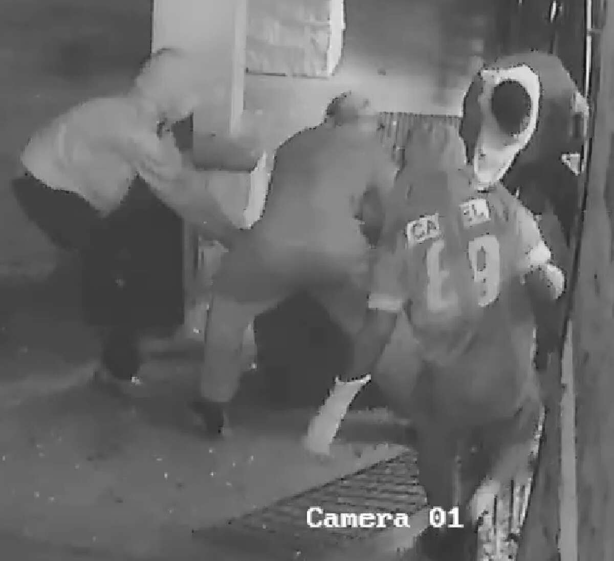 Fort Bend County Crime Stoppers will pay a cash reward for information that leads to the arrest of the perpetrators involved in a burglary of a building.