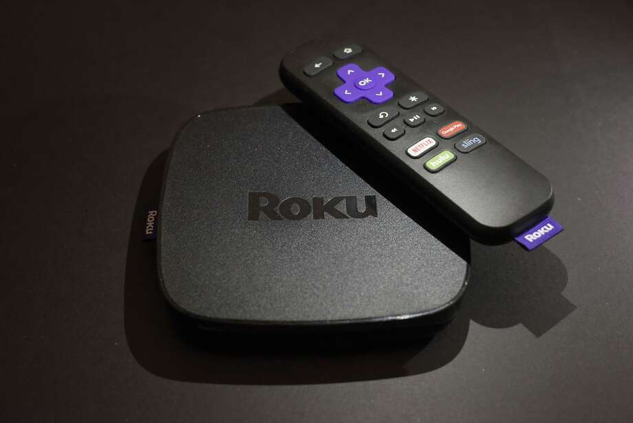 File - This Nov. 16, 2016, file photo shows the Roku Premiere streaming TV device in New York. Video streaming pioneer Roku hopes to raise just over $252 million in an initial public offering as it tries to expand into more households. The Los Gatos, Calif., company on Monday, Sept. 18, 2017, said it would offer about 18 million shares of stock at $14 apiece. (AP Photo/File) Photo: Patrick Sison, Associated Press