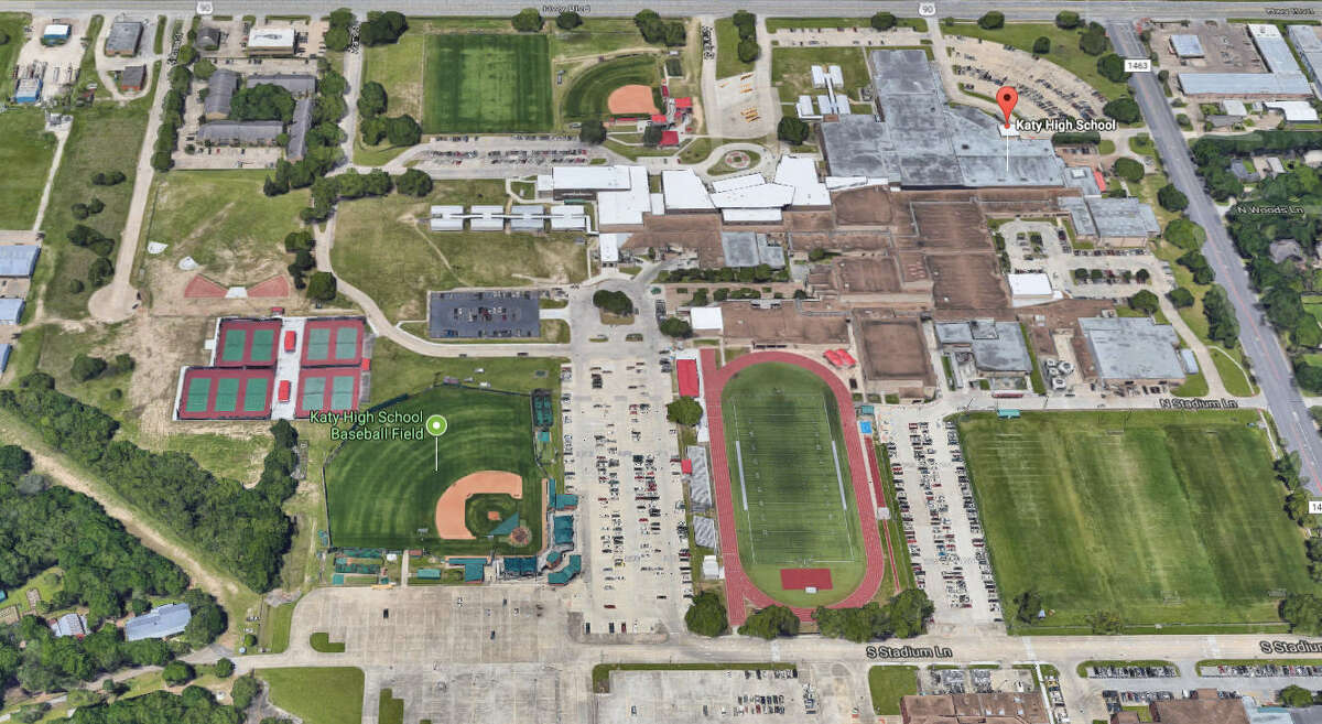 25. Katy High School, Katy ISD Average percent of students who have behavioral issues each year: 12 percent Average number of students enrolled each year: 2,921