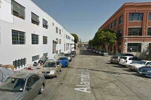 A 52-year-old man died on Saturday after he was found stabbed multiple times near the intersection of Hampshire and Alameda streets in the Mission District of San Francisco.