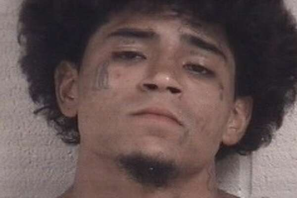Raul Gonzales, 23, of Galveston is charged with aggravated assault and evading arrest after he allegedly shot at cars driving along the Galveston Seawall on Sept. 17, 2017.