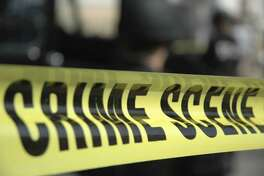 A 25-year-old woman was shot in the leg when she struggled with a robber over her wallet and cell phone in the Mission District of San Francisco.