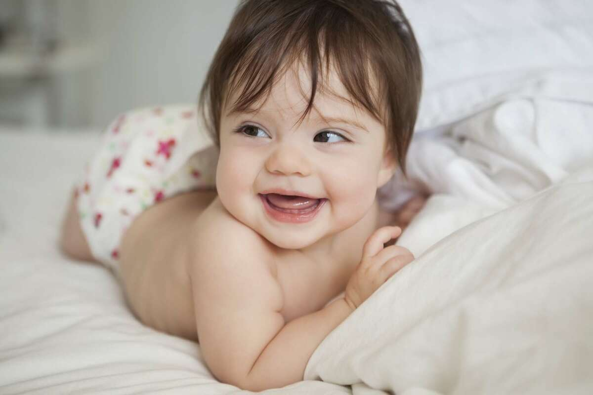 See the most popular baby names from around the country this year...