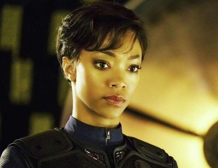 "Sonequa Martin-Green star in ""Star Trek: Discovery."""